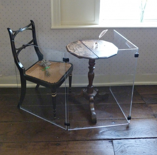 A Writing Table Fit for Jane Austen