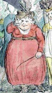 fatwomanspy