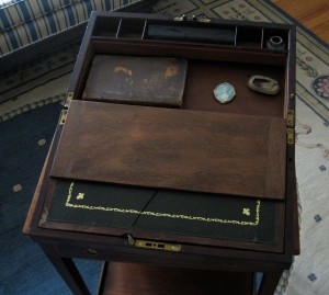 Georgian Campaign Box