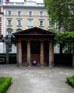 Grosvenor Square 9/11 Memorial