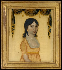 Portrait of Catherine Lorillard, ca. 1810