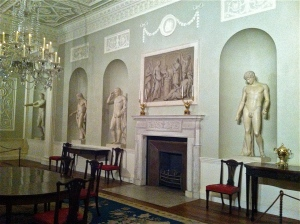 Dining Room of Lansdowne House