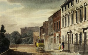 Berkeley Square c.1816