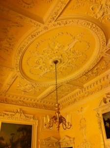 Ceiling of Kirtlington Park