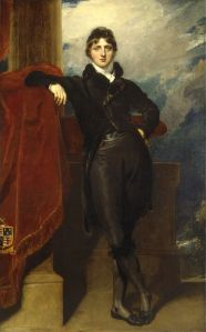 Lord Granville Leveson-Gower by Thomas Lawrence, c1804-1809 (Yale Center for British Art)