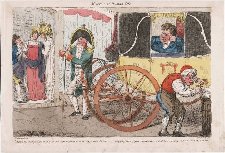 Why Regency Era Husbands Would Have Loved Online Shopping