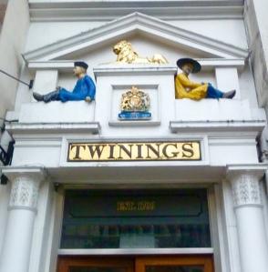 Twinings front door