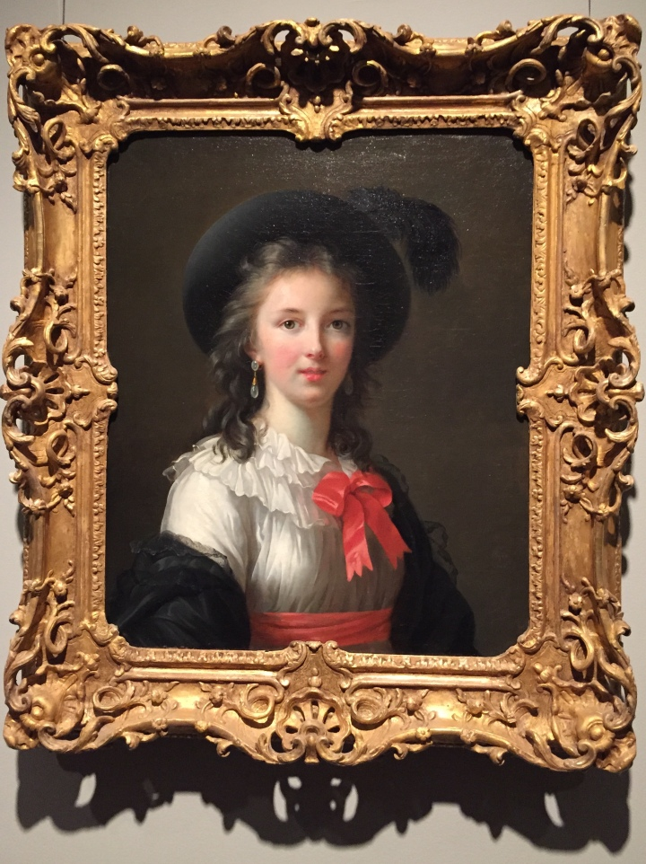 Works by 18th Century French Artist Vigée Le Brun at The Met