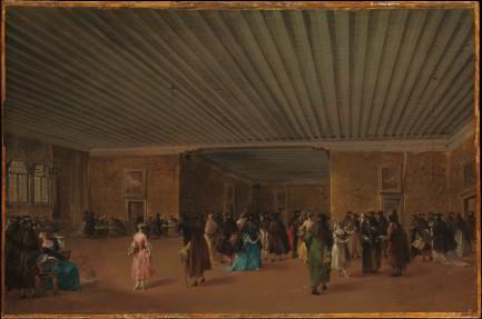 Ridotto - The Ridotto Pubblico (Met Museum)-2