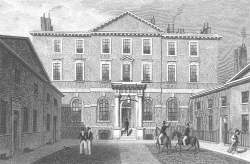 London's Albany: An Exclusive Address for the Regency Era Bachelor