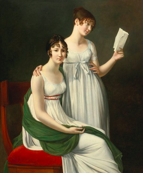 A Fashionable Way to Deal With the Heat in the Regency Era: Sleeveless Gowns