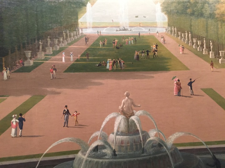Panoramas: A Regency Era Rarity in Public Entertainment