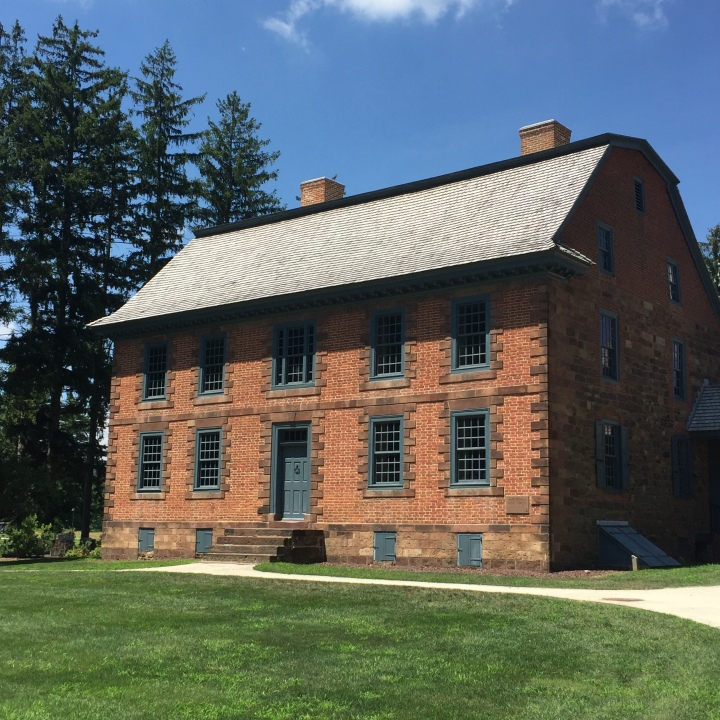 A Little Known New Jersey Home That Twice Served As George Washington's Headquarters